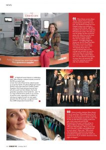 K9 CleanCoats in Executive Magazine Oct 17